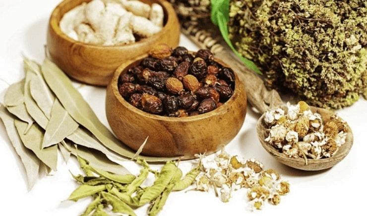 Bài Thạch Khang có nguồn gốc từ thảo mộc thiên nhiên